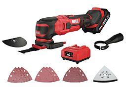 SKIL 3620 AA Sladdlöst multifunktionsverktyg