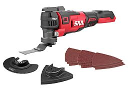 "SKIL 3650 CA Sladdlöst ""Brushless""-multifunktionsverktyg"